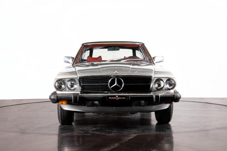 1977 Mercedes-Benz SL 450 39