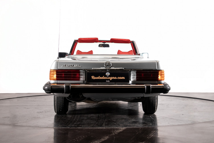 1977 Mercedes-Benz SL 450 3