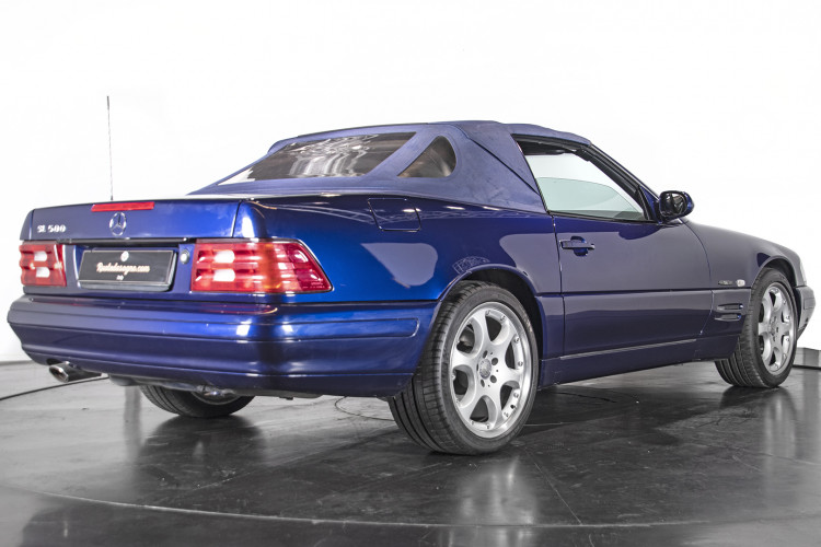 2000 Mercedes Benz SL500 SL Edition 10
