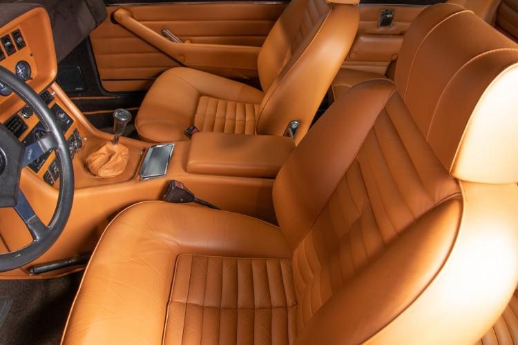 1980 Maserati Kyalami 4.9 12