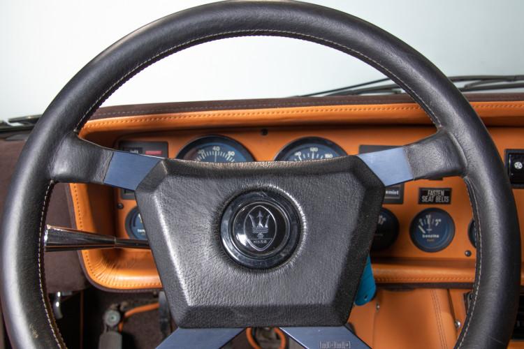 1980 Maserati Kyalami 4.9 13