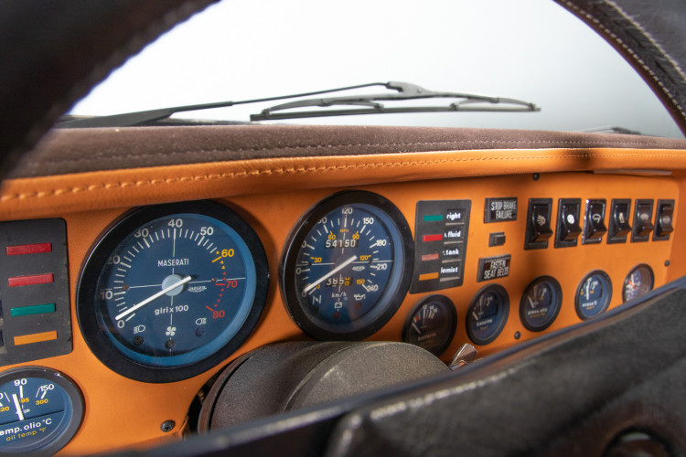 1980 Maserati Kyalami 4.9 14