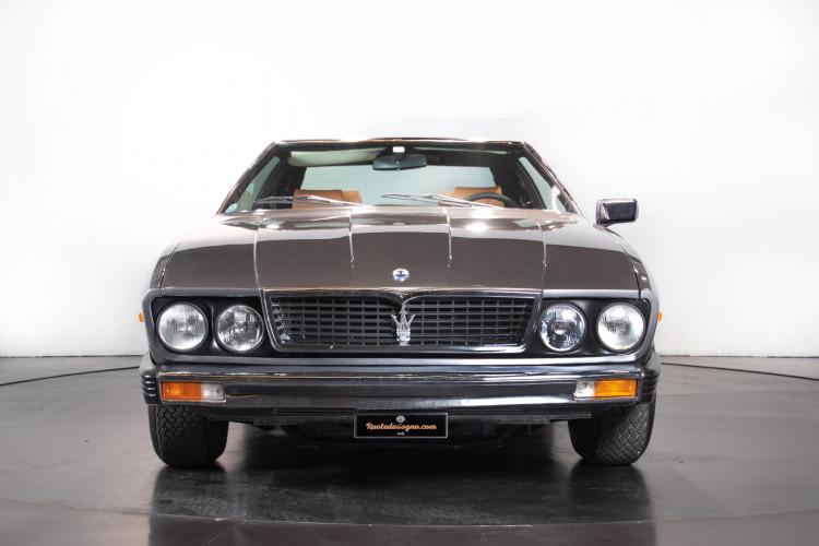 1980 Maserati Kyalami 4.9 8