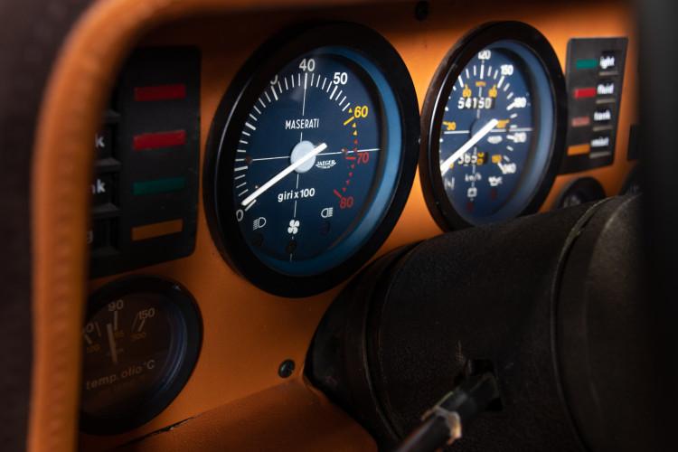 1980 Maserati Kyalami 4.9 19