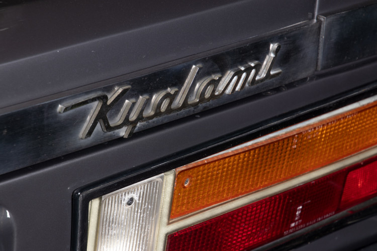 1980 Maserati Kyalami 4.9 5