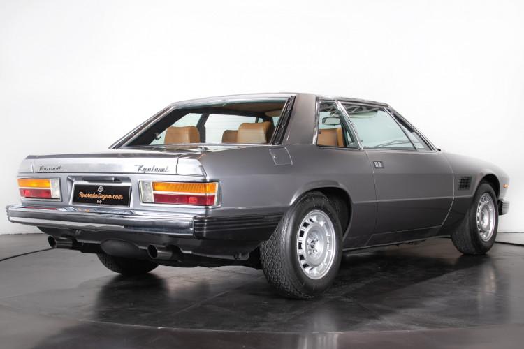 1980 Maserati Kyalami 4.9 4