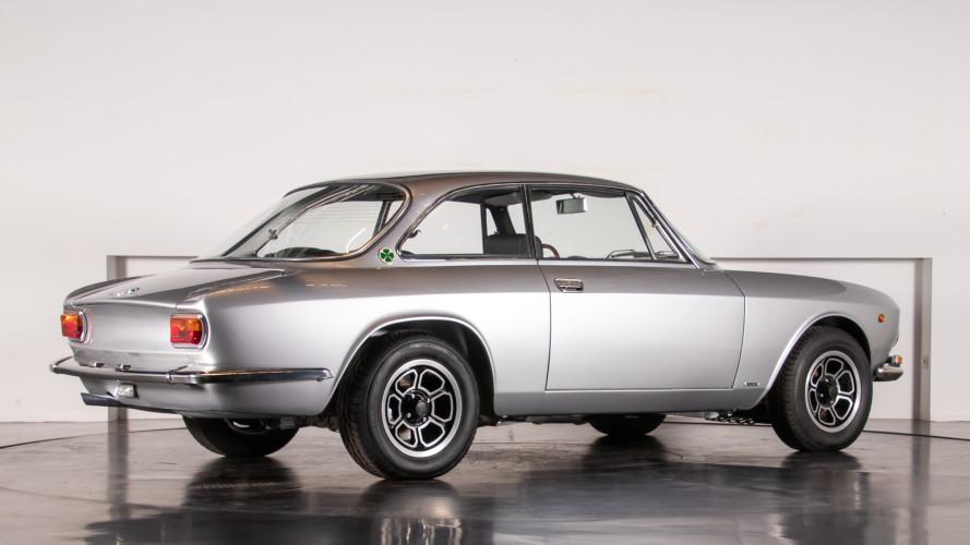 1968 Alfa Romeo GT Veloce 1750 - 1° Serie 4