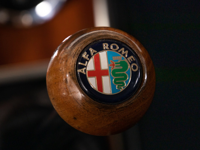 1968 Alfa Romeo GT Veloce 1750 - 1° Serie 31