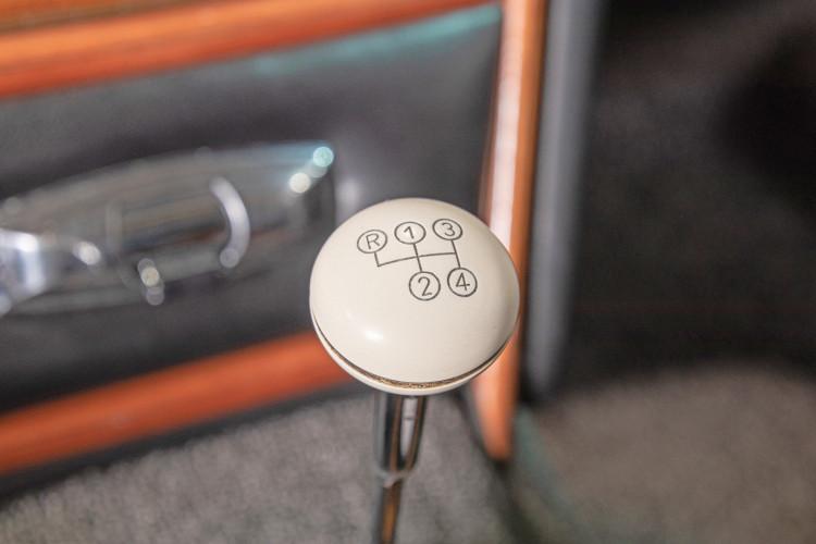 1963 Mercedes-Benz 220 SE 23