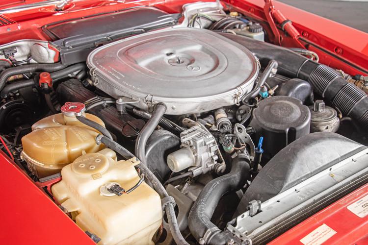 1985 Mercedes-Benz SL 560 46