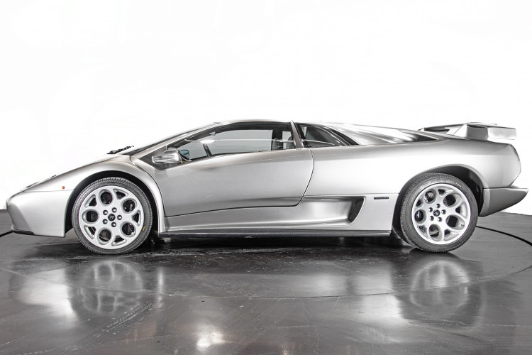2000 Lamborghini Diablo 6.0 VT 1