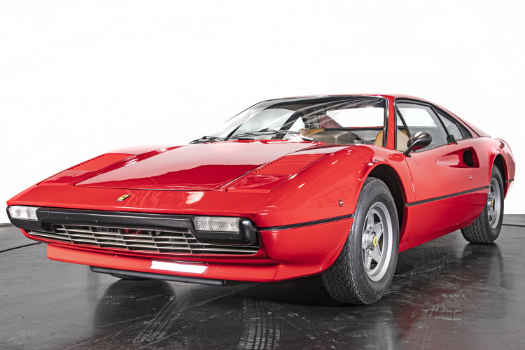 1976 Ferrari 308 GTB Vetroresina 1