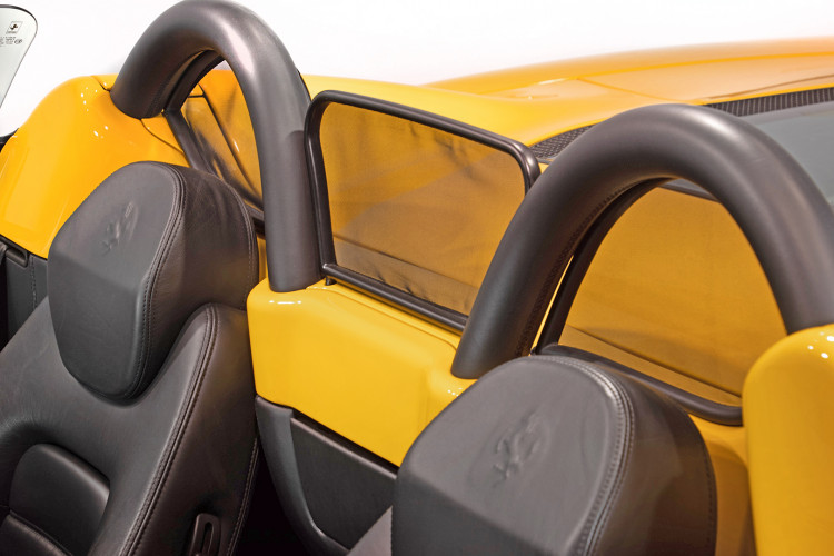 """2001 Ferrari 360 Spider """"Manuale"""" 31"""