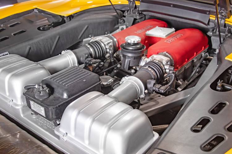 """2001 Ferrari 360 Spider """"Manuale"""" 54"""