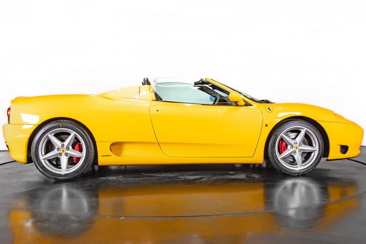 """2001 Ferrari 360 Spider """"Manuale"""" 7"""