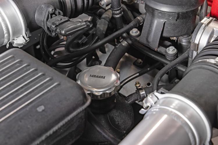 """2001 Ferrari 360 Spider """"Manuale"""" 50"""