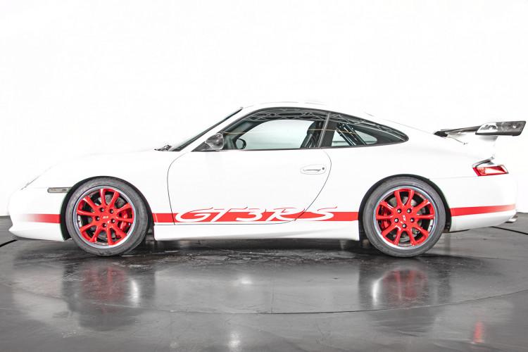 2004 Porsche 996 GT3 RS 1