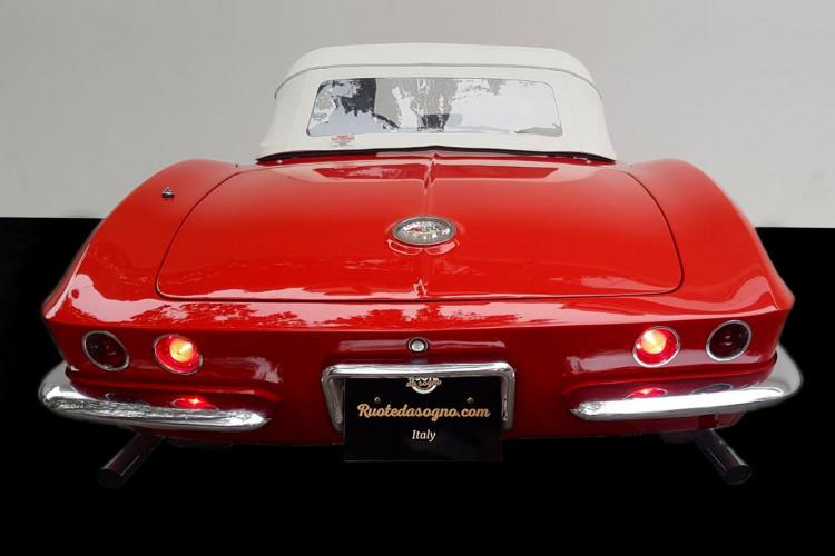 1962 CHEVROLET CORVETTE C1 2