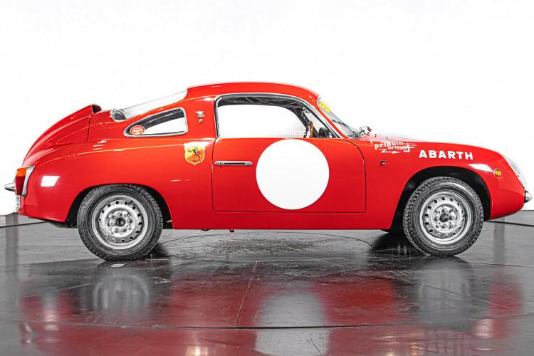 """1960 Fiat Abarth 750/850 Bialbero Record Monza """"Competizione""""  3"""