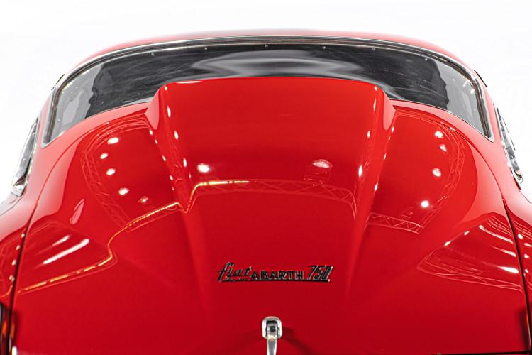 """1960 Fiat Abarth 750/850 Bialbero Record Monza """"Competizione""""  12"""