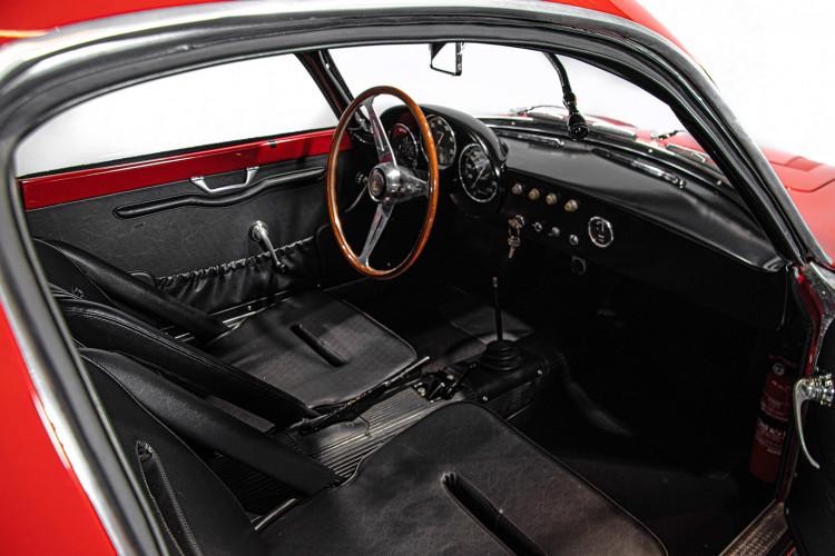 """1960 Fiat Abarth 750/850 Bialbero Record Monza """"Competizione""""  24"""