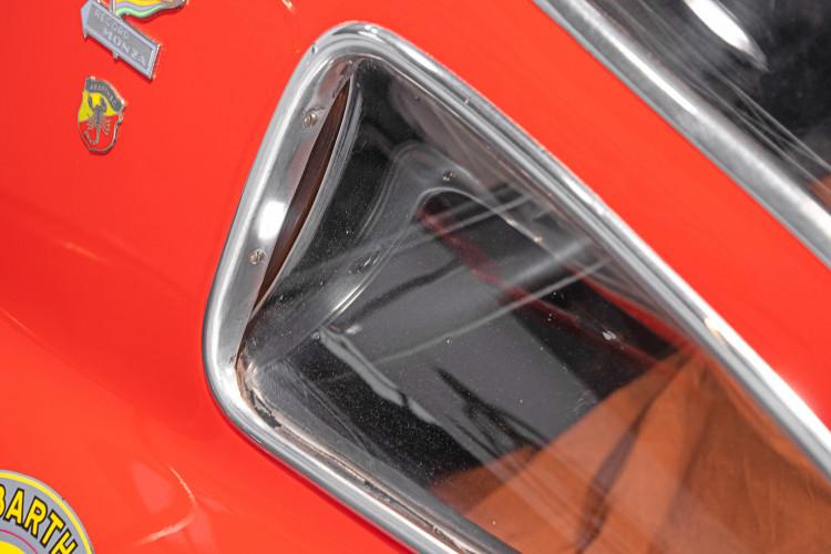 """1960 Fiat Abarth 750/850 Bialbero Record Monza """"Competizione""""  19"""