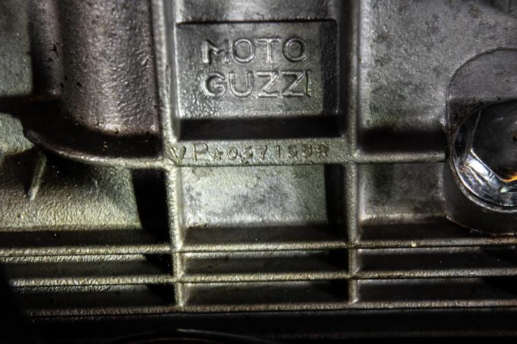 1973 MOTO GUZZI V7 GT 850 8