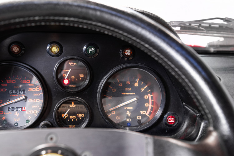 1986 Ferrari 328 GTS 33
