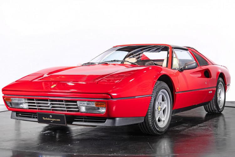 1986 Ferrari 328 GTS 0