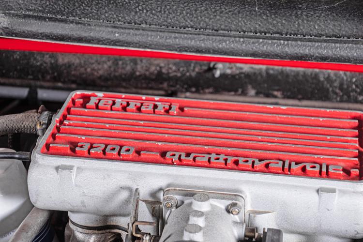 1986 Ferrari 328 GTS 51