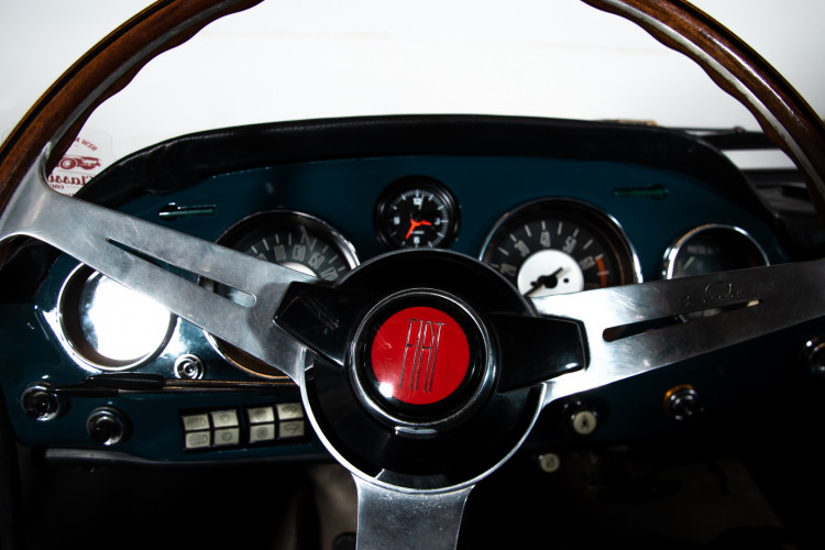 1964 FIAT COUPE' 2300 S 18