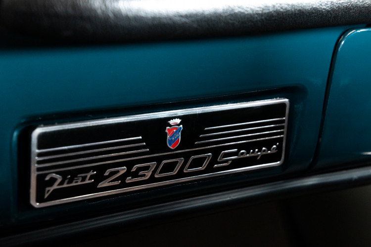 1964 FIAT COUPE' 2300 S 21