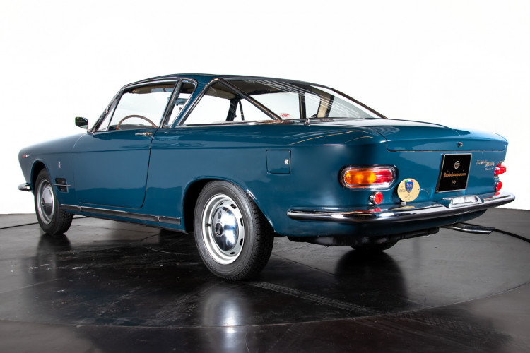 1964 FIAT COUPE' 2300 S 2