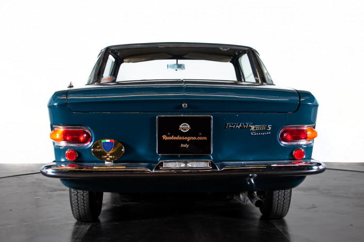 1964 FIAT COUPE' 2300 S 3