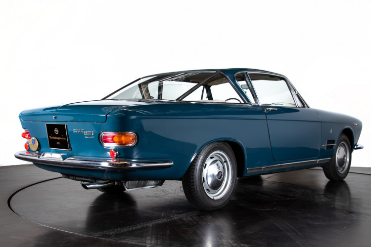 1964 FIAT COUPE' 2300 S 4