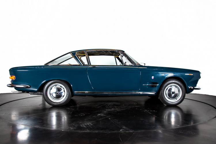 1964 FIAT COUPE' 2300 S 5