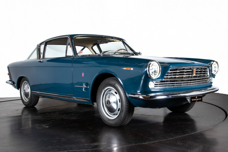 1964 FIAT COUPE' 2300 S 6