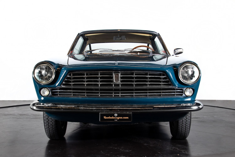 1964 FIAT COUPE' 2300 S 7
