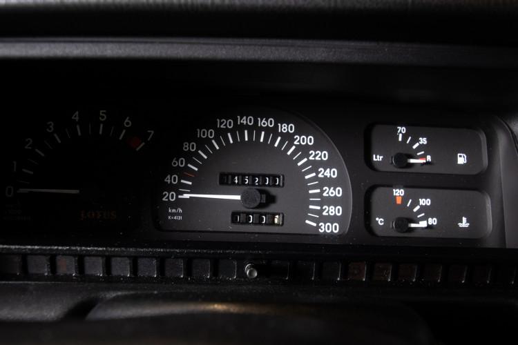 1991 Opel Omega Lotus 14