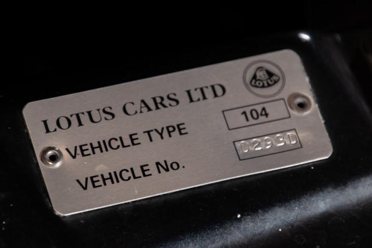 1991 Opel Omega Lotus 29