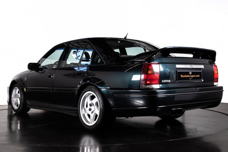 1991 Opel Omega Lotus 2