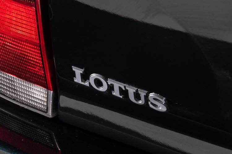 1991 Opel Omega Lotus 8
