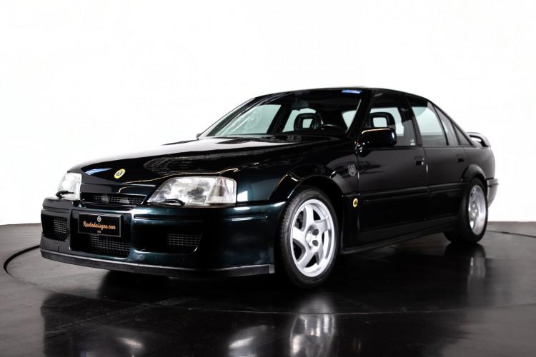 1991 Opel Omega Lotus 0