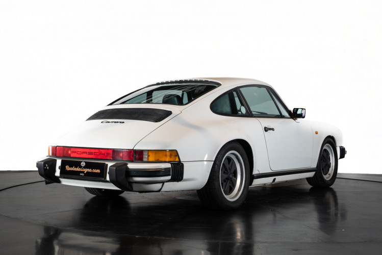 1986 PORSCHE 911 3.2 CARRERA G50 COUPè 4
