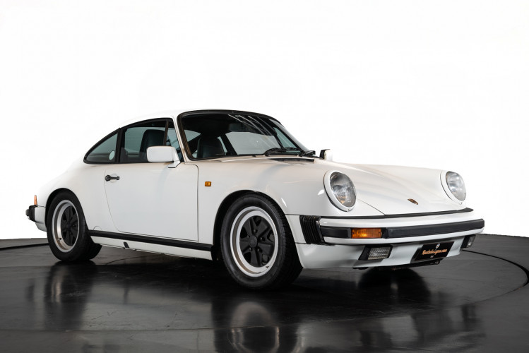 1986 PORSCHE 911 3.2 CARRERA G50 COUPè 6