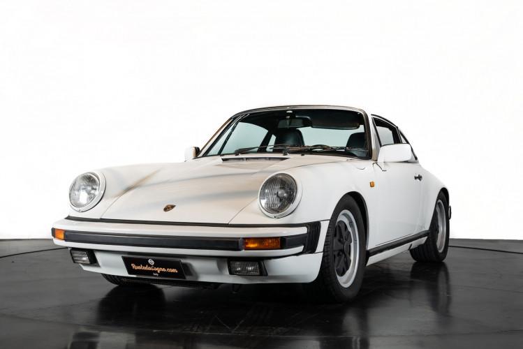 1986 PORSCHE 911 3.2 CARRERA G50 COUPè 0