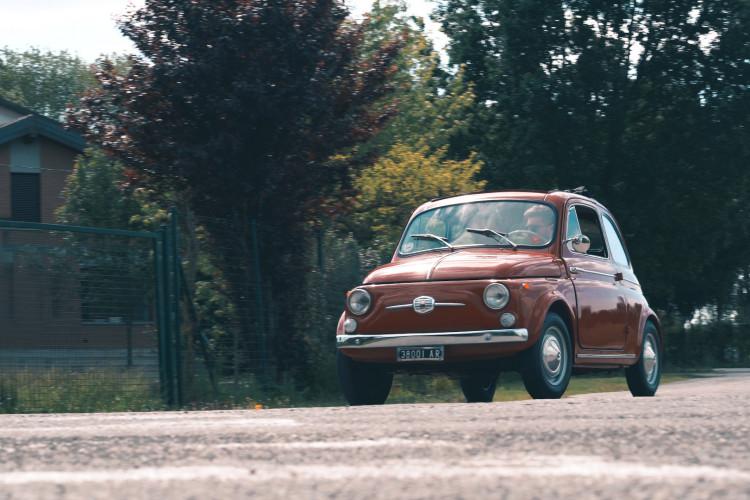 1963 Fiat 500 D 48
