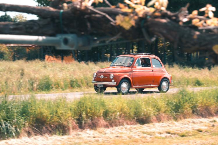 1963 Fiat 500 D 1