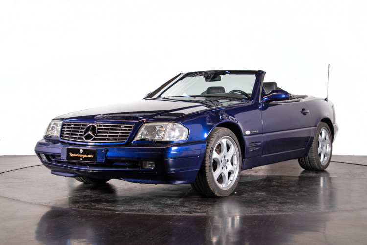 2000 Mercedes Benz SL500 SL Edition 0