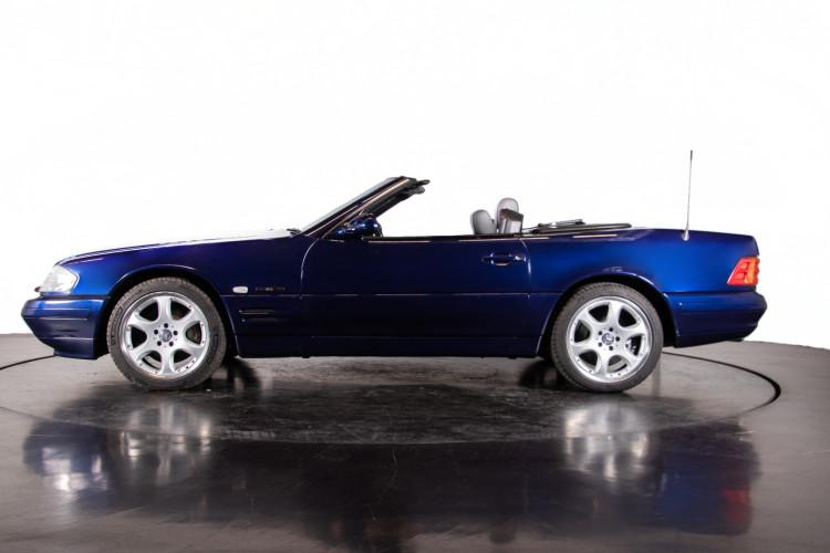 2000 Mercedes Benz SL500 Blue Edition 1